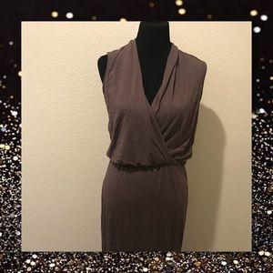 NWT Fluxus Viscose Maxi Dress MSRP $89 Sz Sm